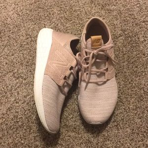 New Balance Dusty Pink Shoe